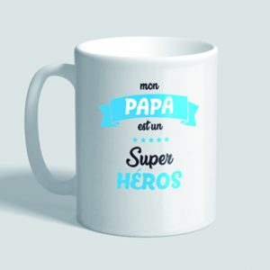 2 Mug pour papa